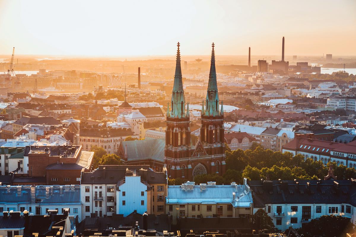 Design Milk Travels to: Helsinki
