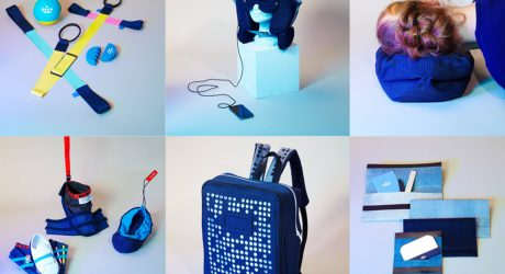 "KLM's ""Plane to Product"" Project Recycles Old Materials Into New Travel Concepts"