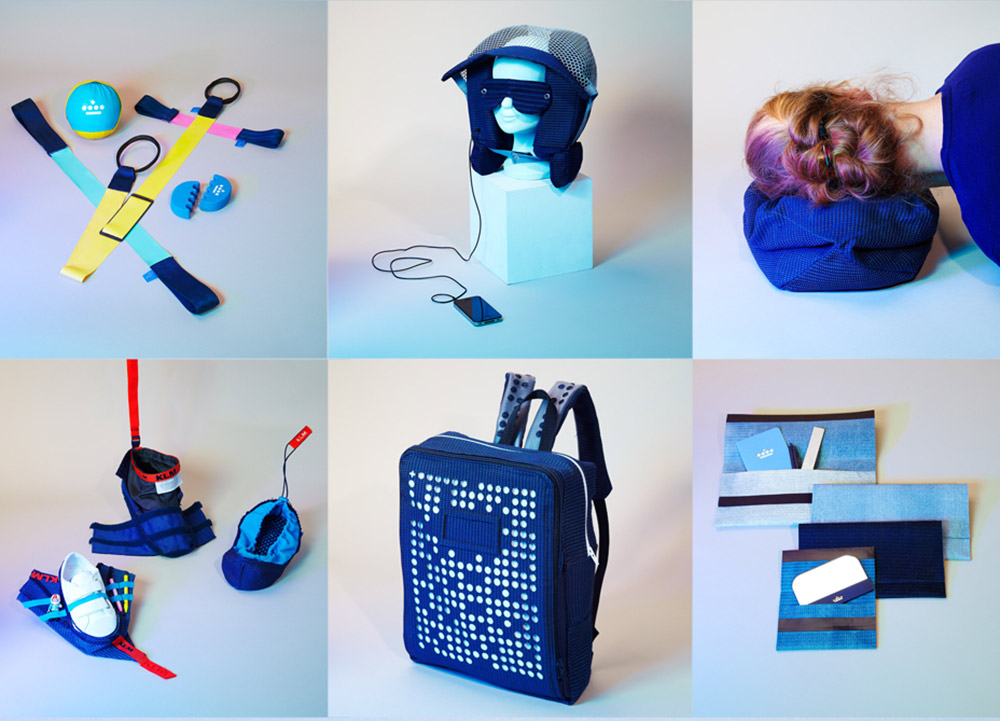 """KLM's """"Plane to Product"""" Project Recycles Old Materials Into New Travel Concepts"""