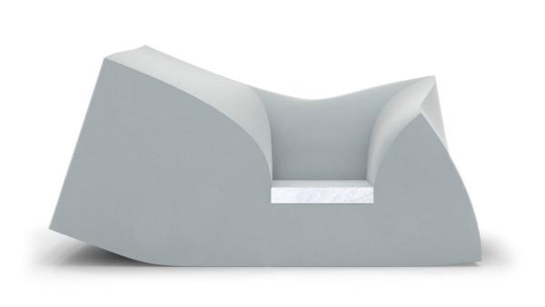 Compression Sofa by Paul Cocksedge
