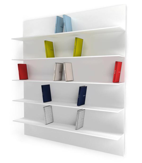 Direttore Shelves by Paul Cocksedge
