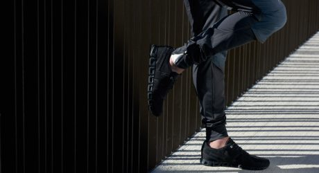 On Debuts New All-Black Running Shoes