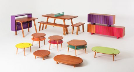 PLAYplay: Compact Furniture for Fun & Playful People
