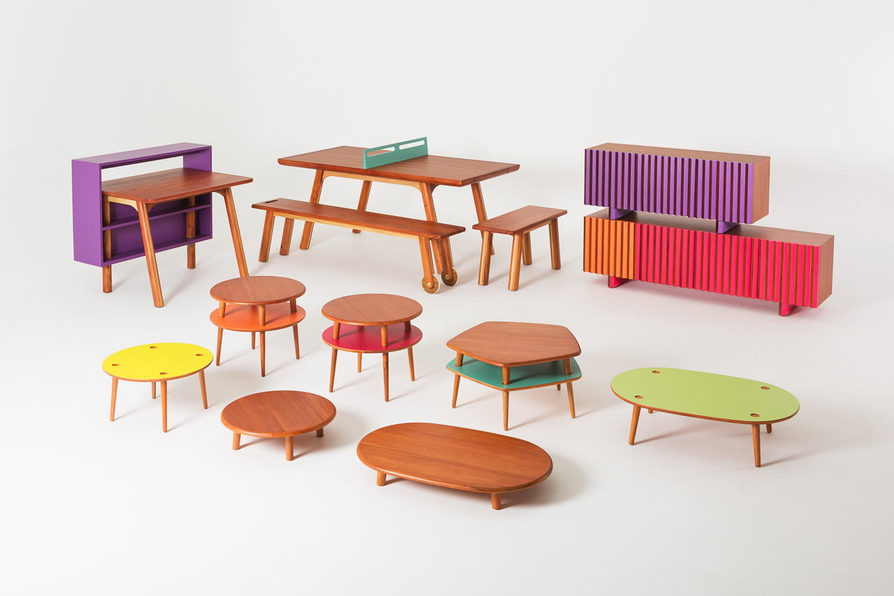 Exceptional PLAYplay: Compact Furniture For Fun U0026 Playful People ...