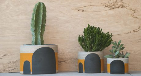 The Graphical Ceramics of Pawena Studio