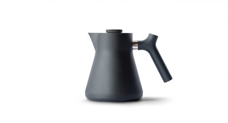 Raven: A Stovetop Kettle and Tea Steeper