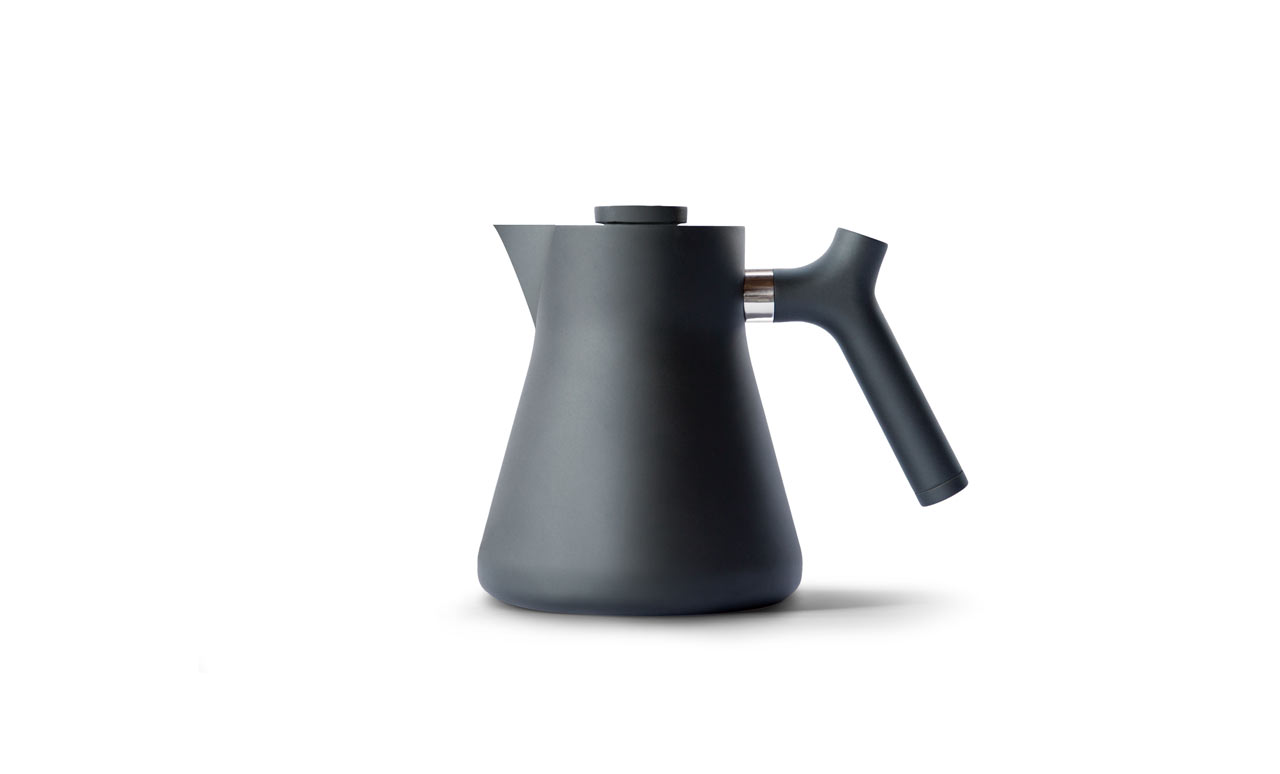 tea kettle design  modern tea kettles  teapots design milk  - raven a stovetop kettle and tea steeper design milk