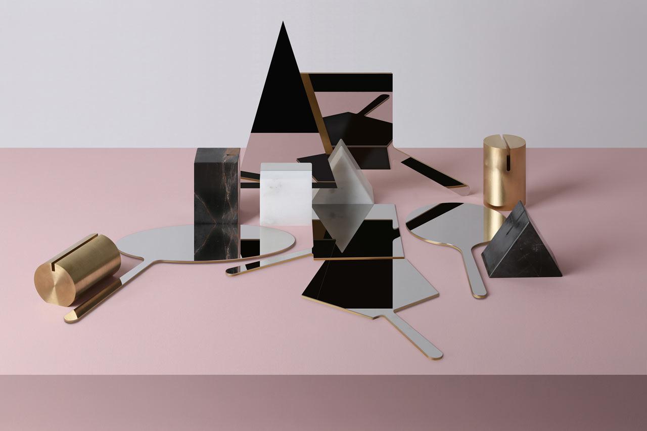 Modern Vanity Mirrors with Nostalgic Inspiration