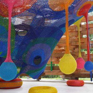 10 Inspiring Children's Playspaces