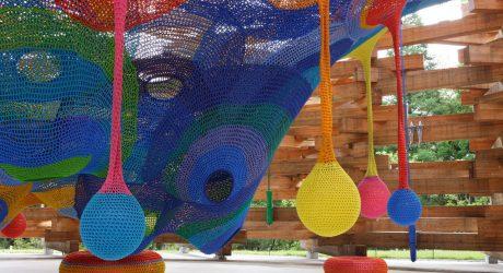 10 Inspiring Children's Playspaces