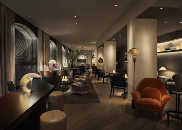 11 howard a hotel that feels like a home design milk for Design hotel kopenhagen