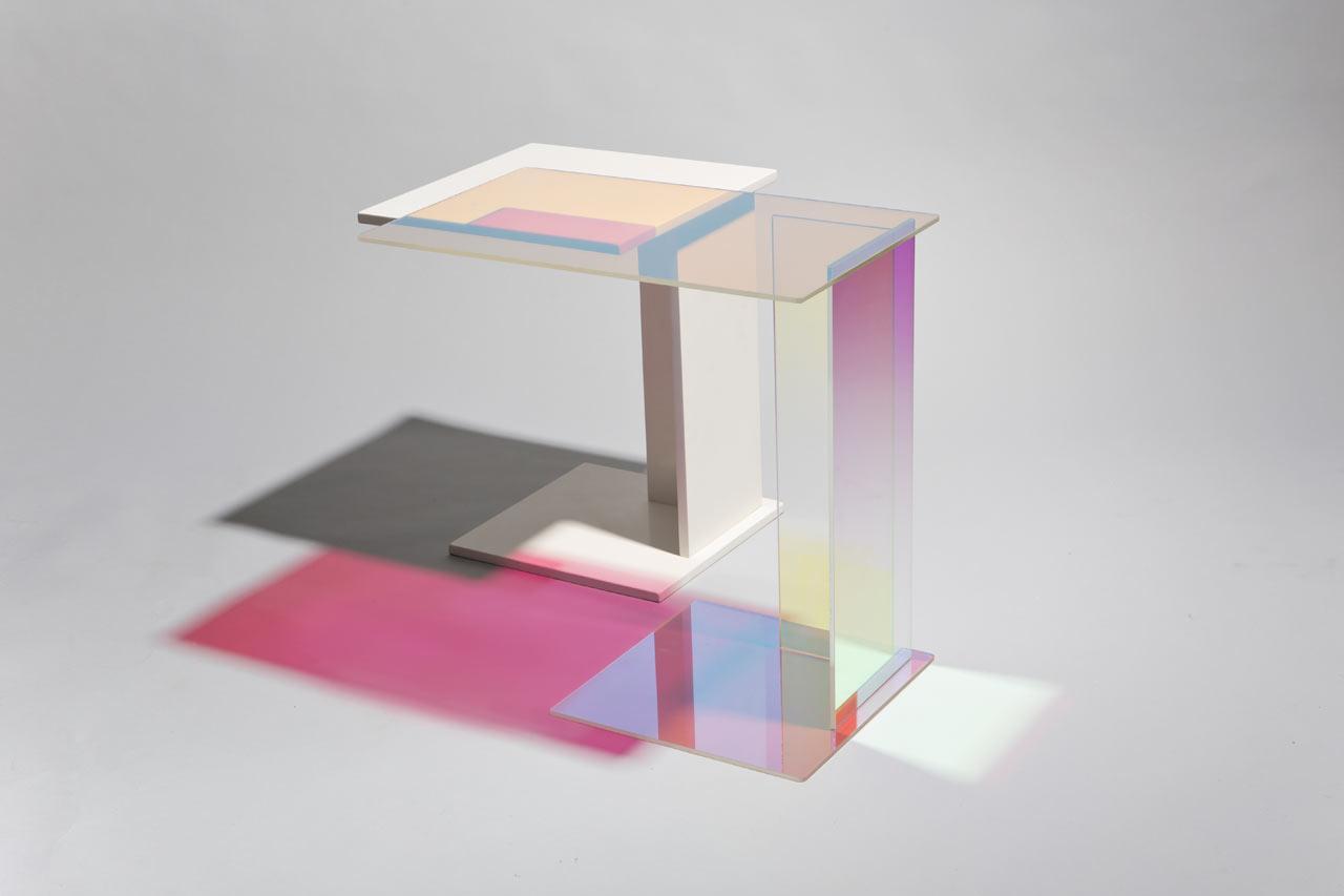 Occasional Tables Inspired by the Materials They're Made From
