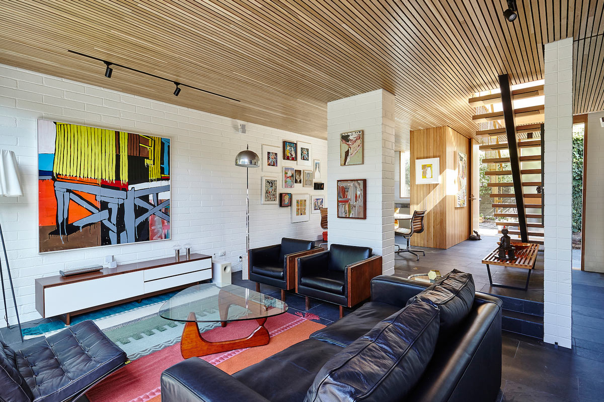 architecture 70s. u002770s townhouse gets a modern transformation by thomas winwood architecture 70s