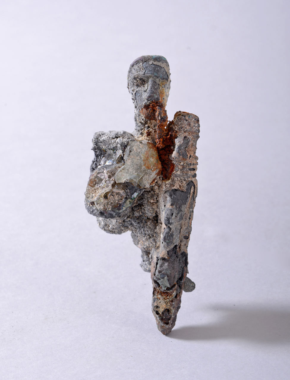 Artifacts from the National Museum of Beirut Preserved by Maurice Chehab Maurice. Courtesy the Ministry of Culture and Directorate General of Antiquities, Lebanon