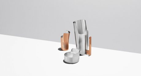 Patricia Urquiola's Tableware Collection for Georg Jensen