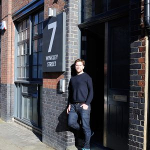 Where I Work: Samuel Wilkinson