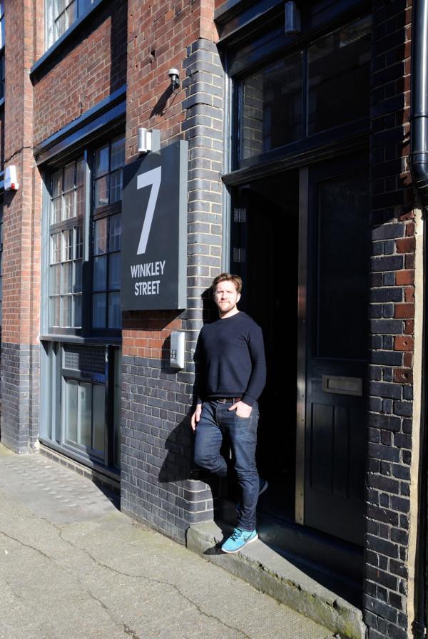 Where I Work: Samuel Wilkinson