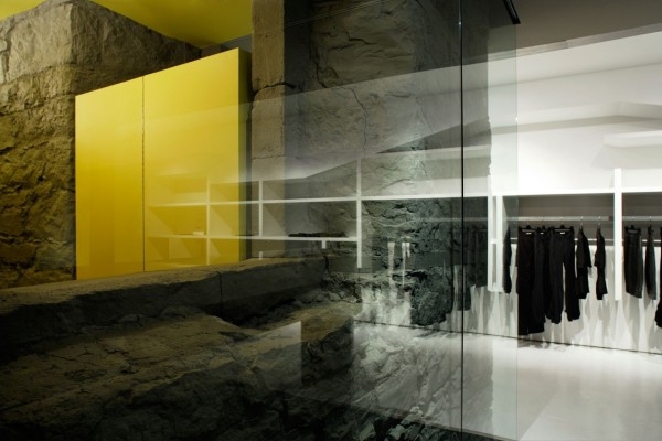 Philippe Dubuc Flagship Store Designed by Saucier Perrotte