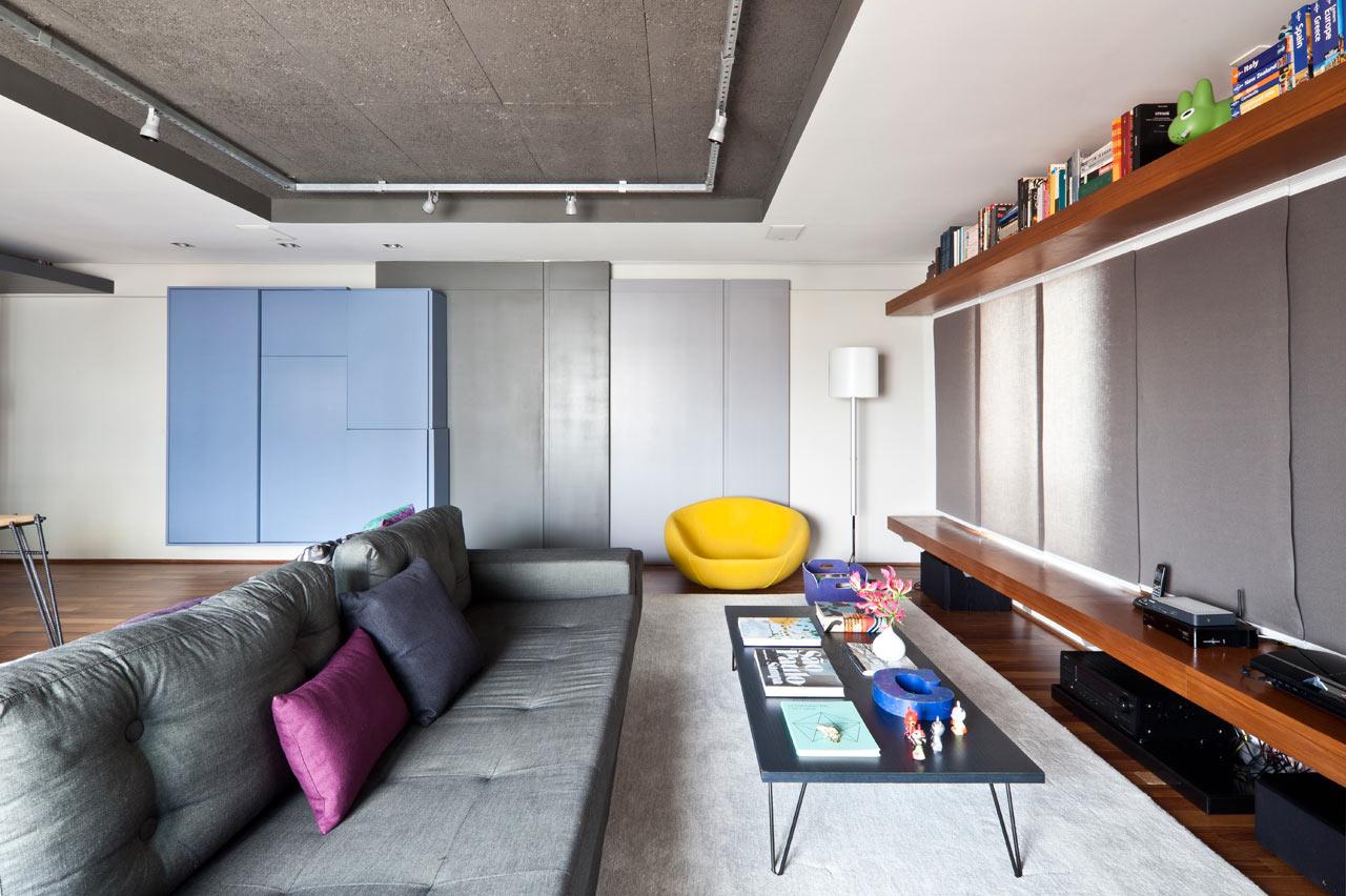 BP Apartment by SuperLimão Studio