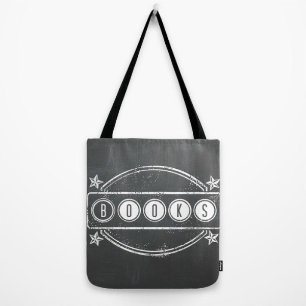 books-tote-bag