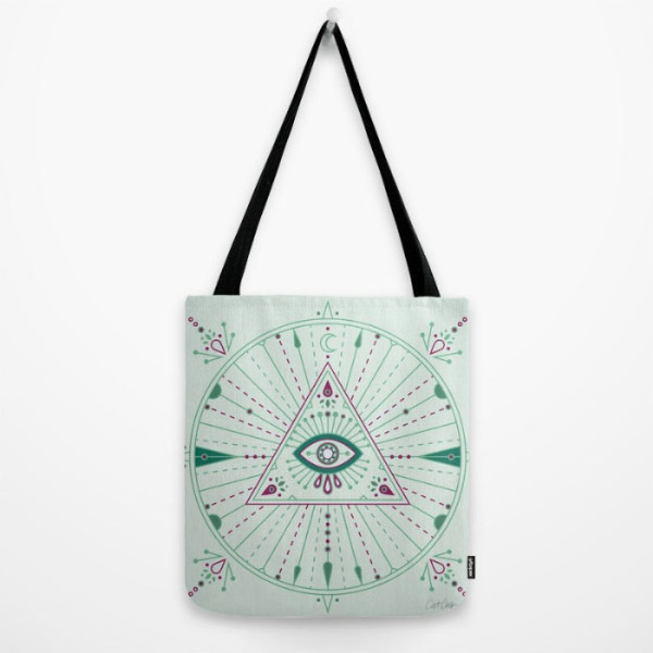 evil-eye-mandala-mint-bag