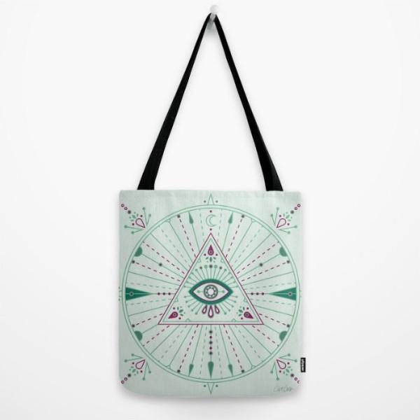 evil-eye-mandala-mint-bag