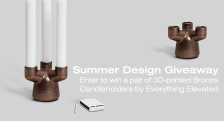 Enter to Win Candleholders from OTHR + Get Early Access