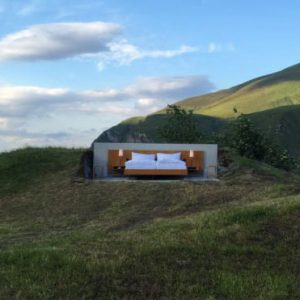 Literally Sleep Under The Stars at This Wall-Less Hotel