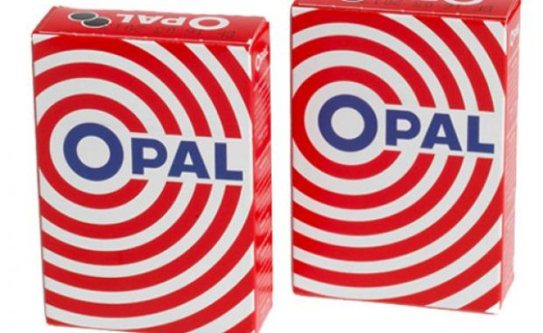 Opal Licorice via Iceland Magazine's A Rough Guide to Icelandic Sweets and Soda