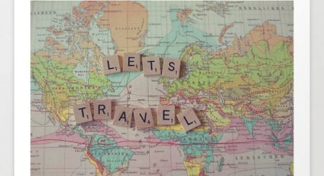 Fresh From The Dairy: Let's Travel!