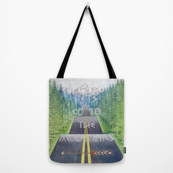 mountain-travel-quote-bag