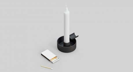 Exclusive: Philippe Malouin's Connection Candleholder for OTHR