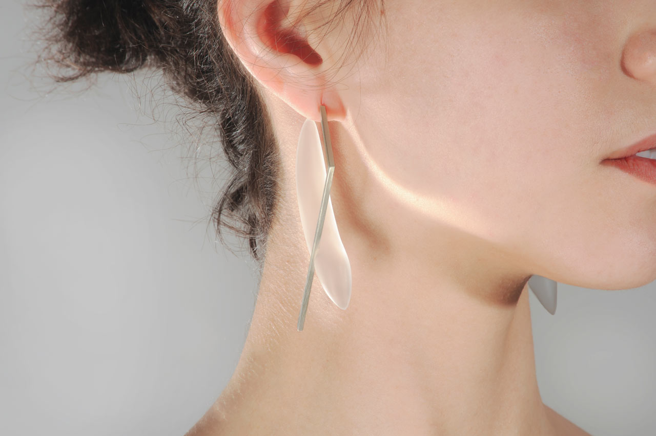 Sculptural Wood Jewelry, 3D-Printed Metals + More at Adorn Milk