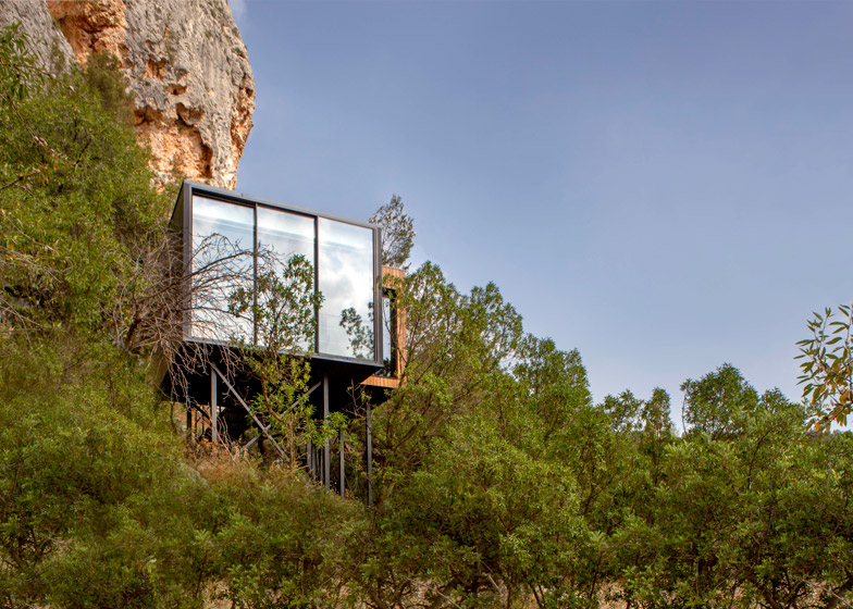 Unplug and Blend In at the VIVOOD Landscape Hotel