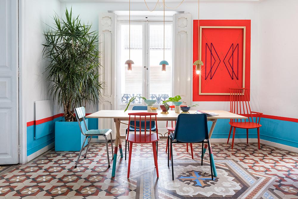 The Valencia Lounge Hostel by Masquespacio