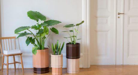 2 Storey Planter by Kunsik Choi