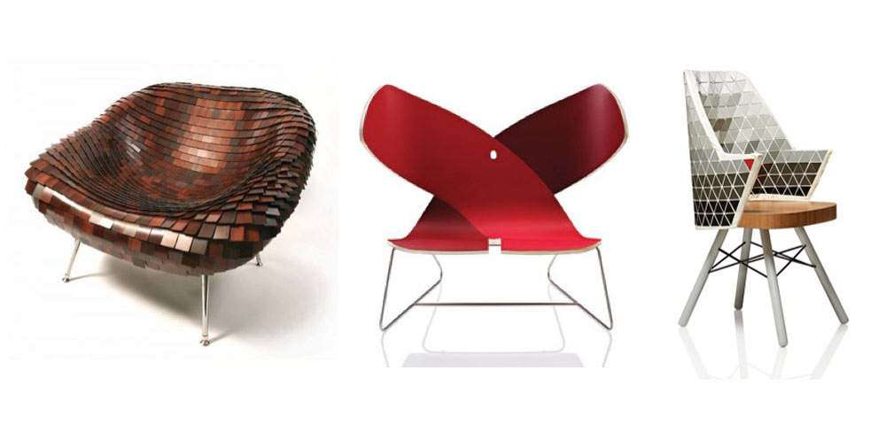 Wilsonart Student Chair Design Competition is Best in Class