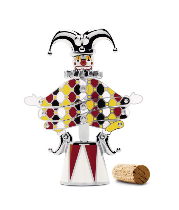 """The Jester"" (Gilberto) wine opener"