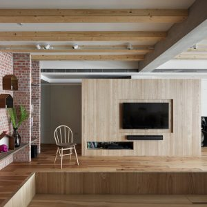 Apartment T by KC design studio