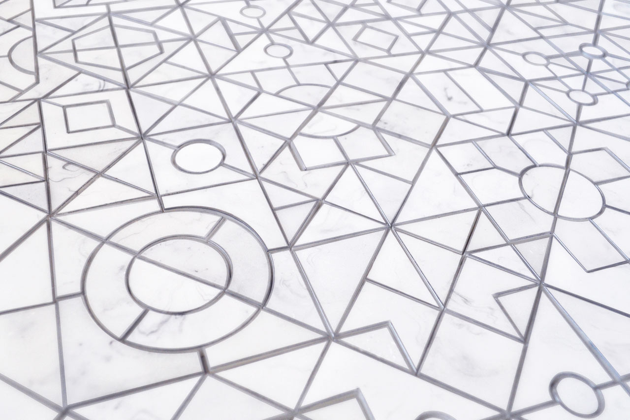 The 3D, Geometrical Puzzle by Efil Türk
