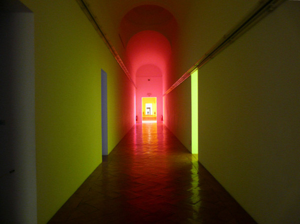 Photo by Dan Flavin