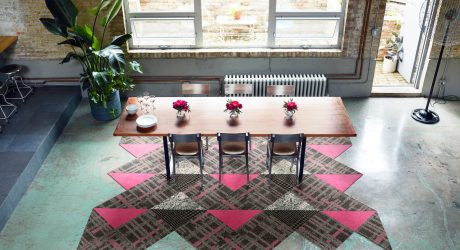 FLOR's New Modular Rug Designs for Fall 2016