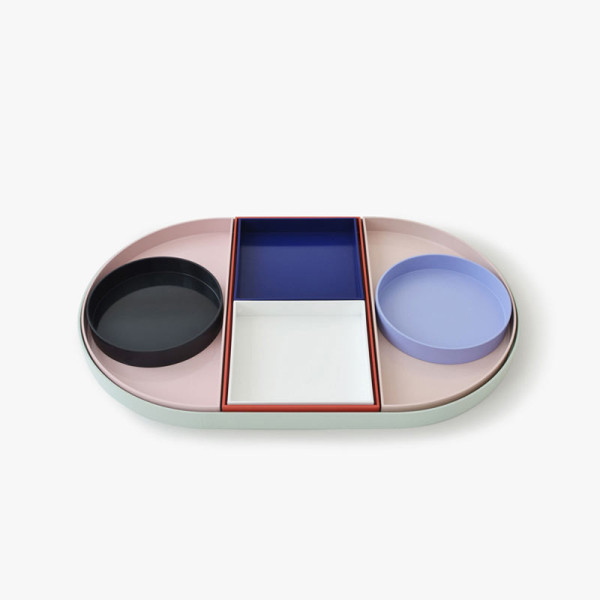 Functional Trays That Make Fun Compositions
