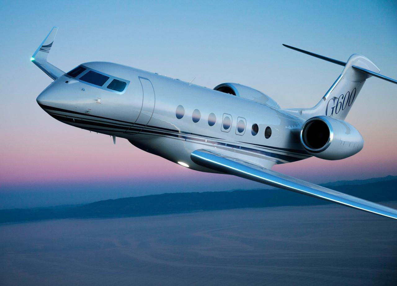 Inside the Gulfstream G600: A Technologically Advanced Commuter