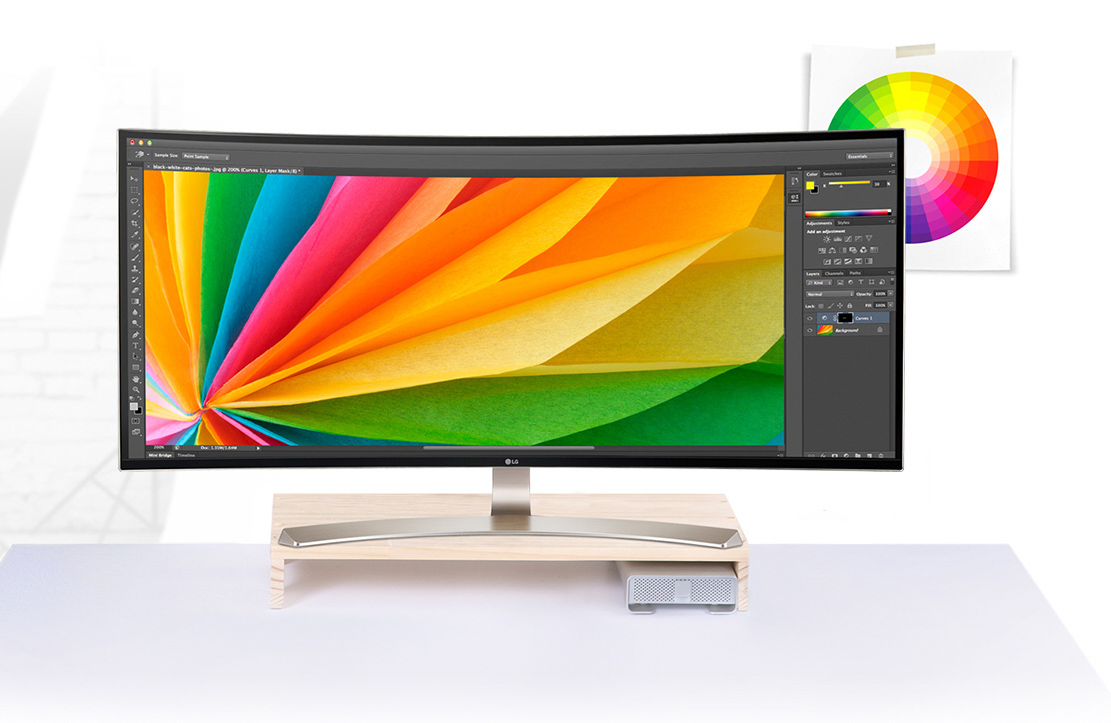 Win a $10,000 Dream Workstation: The LG 2016 Dream Canvas Contest