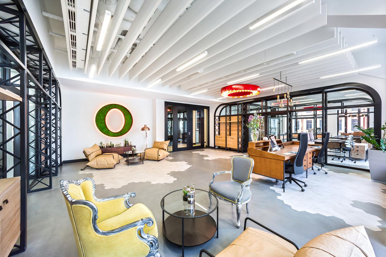 office for design and architecture. Architecture Interior Design Main · A Norwegian Agency Gets New Polish Digs Office For And