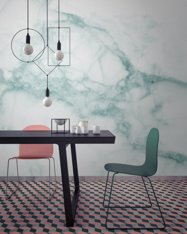 Murals Wallpaper Releases a Marble Collection