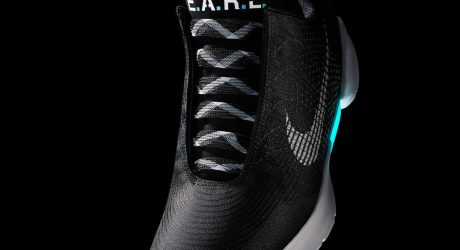 From Concept to Reality: The Self-Lacing Nike HyperAdapt 1.0