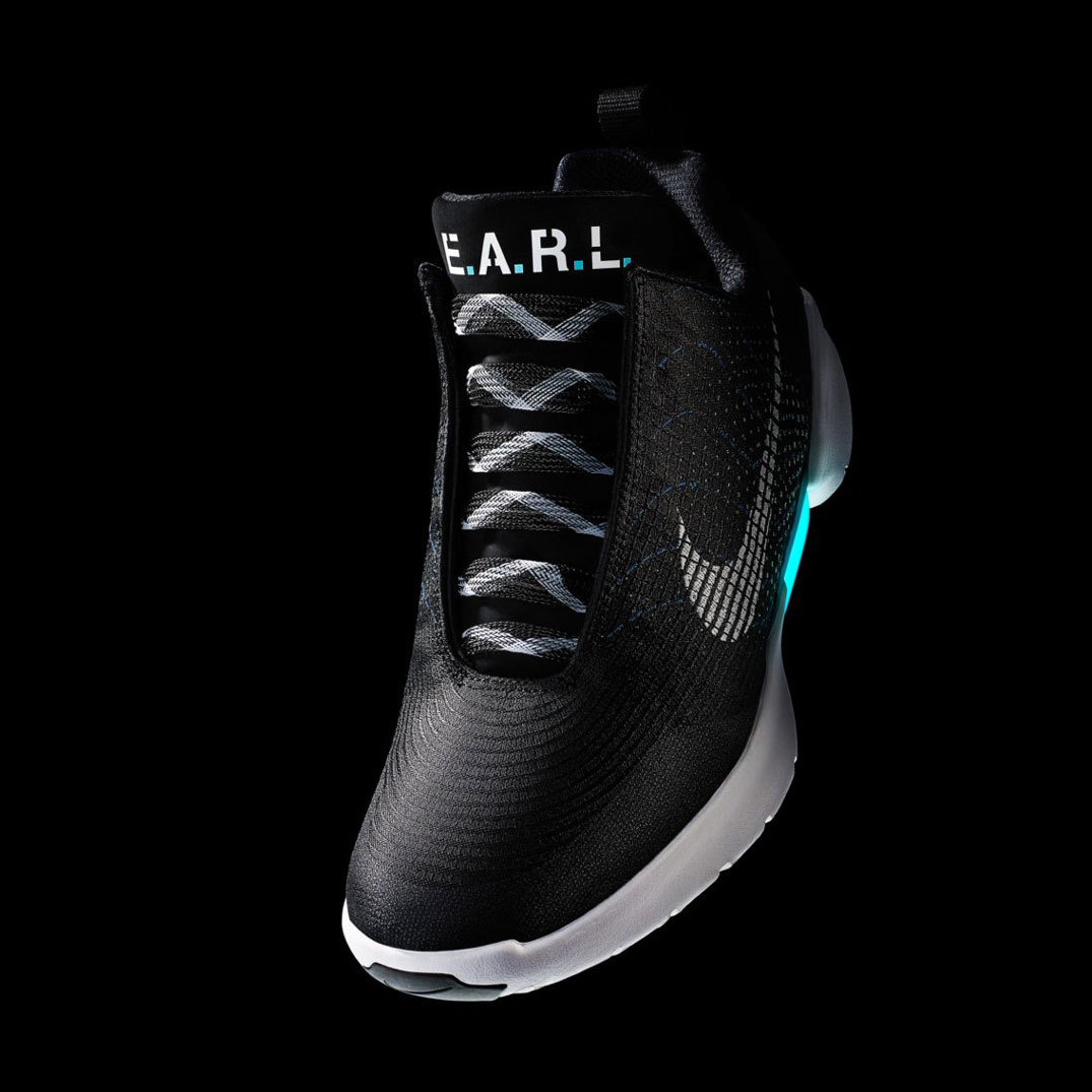 From Concept to Reality: The Self-Lacing Nike HyperAdapt 1.0 ...