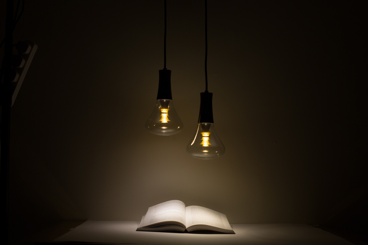 Plumen 003: The World's Most Beautiful Light Bulb?